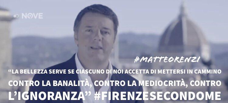 #FirenzeSecondoMe