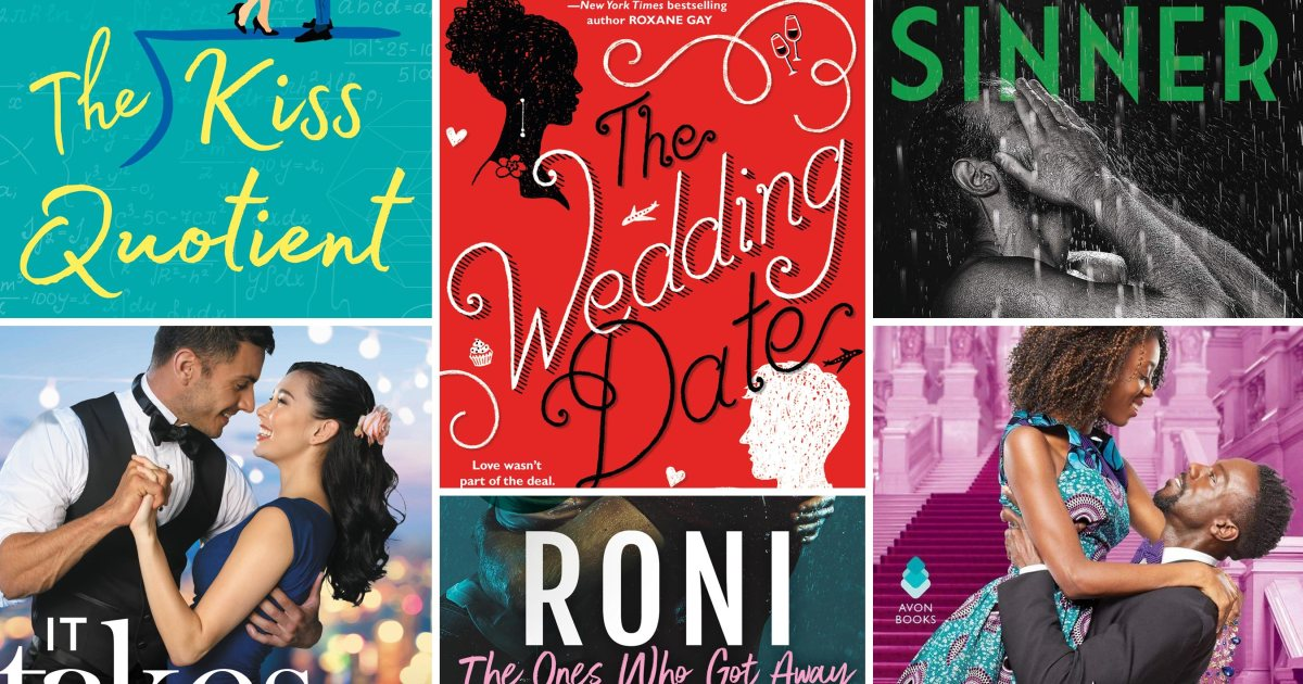 The 10 best romance novels of 2018: