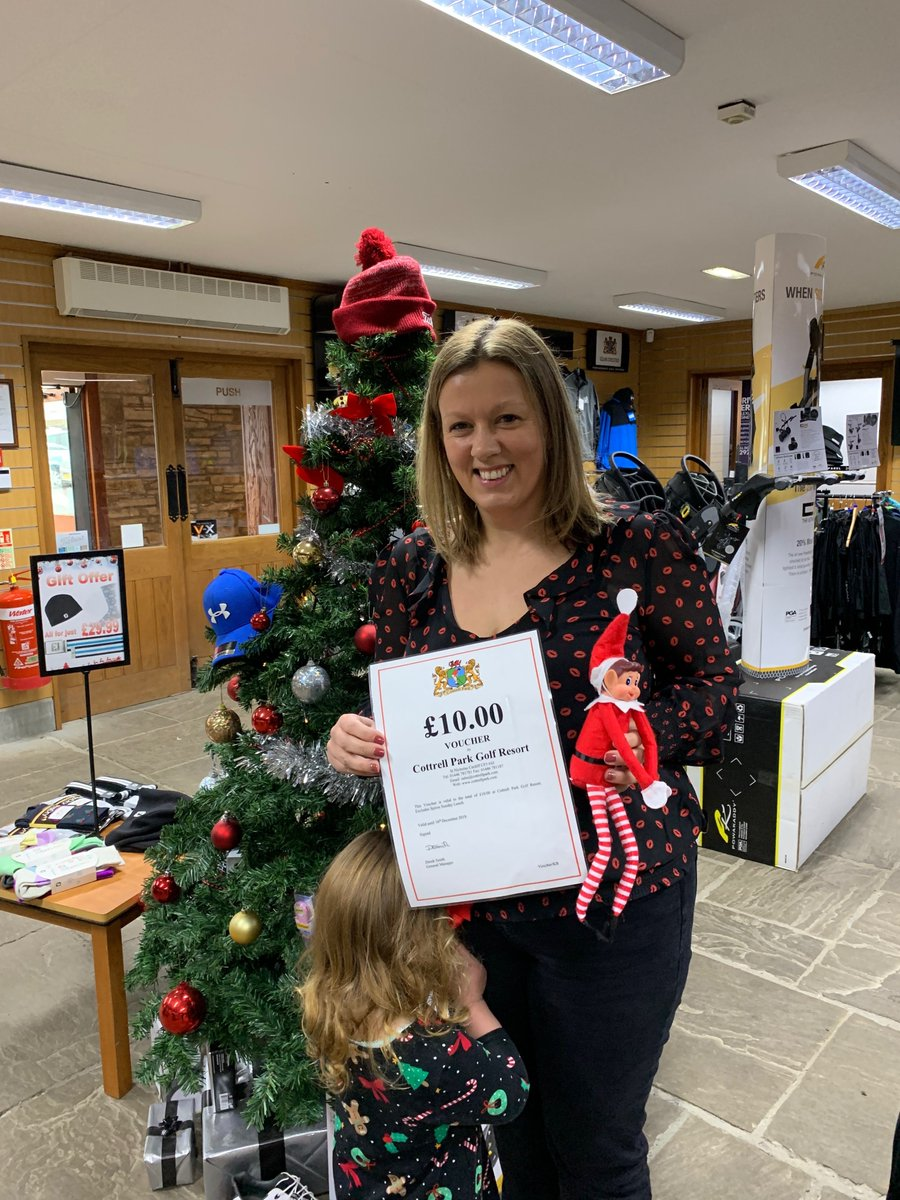 test Twitter Media - Congratulations!✨🎄  Here's Natalie Smith who won our competition to name our new little Elf Friend!  'Elfis' enjoyed meeting you! . . #elfontheshelf #competition #winnerwinner #christmasprize https://t.co/5Qa8eYzY6W