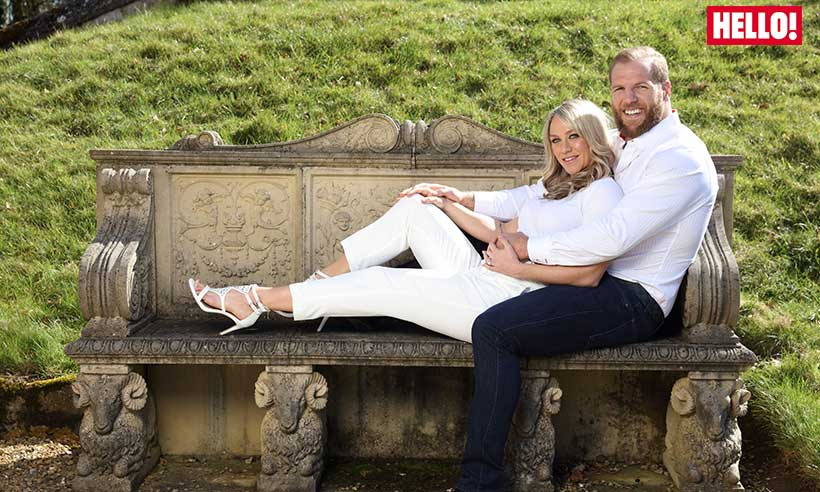 EXCLUSIVE: Chloe Madeley marries James Haskell in intimate Berkshire