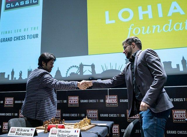 test Twitter Media - #Londonchess  Последний классический день итогового турнира Гранд Тура не внес  разнообразия в таблицу: снова две ничьи, и ускоренную стадию соперники  начнут с нуля.  фото: Lennart Ootes/Grand Chess Tour  https://t.co/n2tFViOhqL https://t.co/qpMGp7pARk
