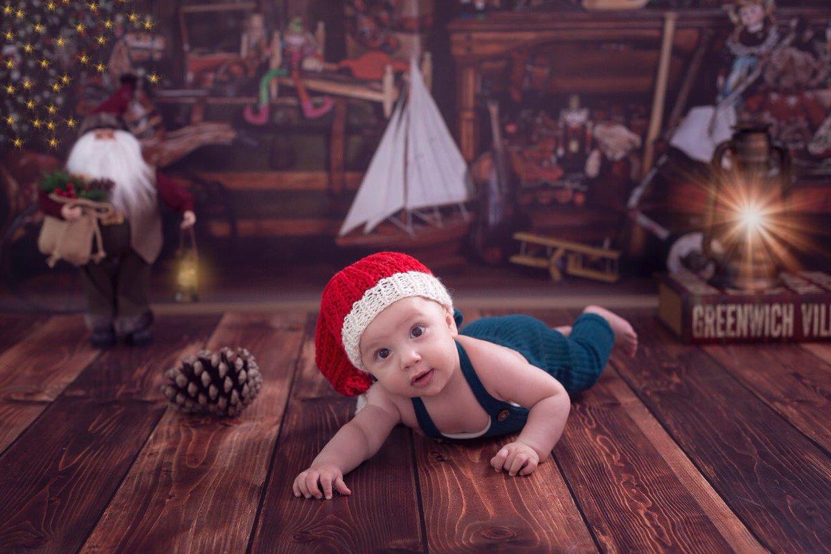 Pequeño Papa Noel ???????? ???????? . @fabianablancophotography  . . #babysantaclaus ???? https://t.co/hnWq86t6tt