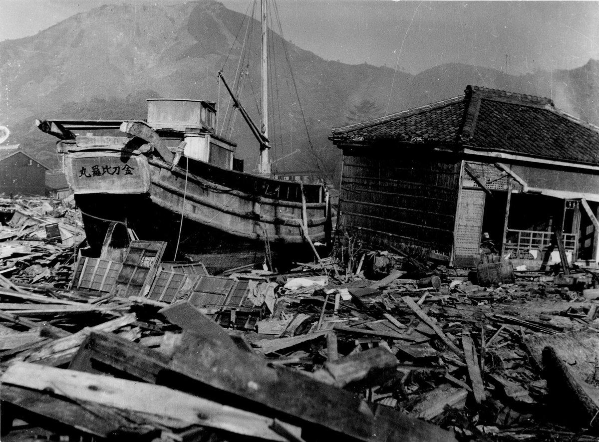 test ツイッターメディア - 【南海トラフ地震の発生確率は?】 政府の地震調査研究推進本部が公表した南海トラフ地震の今後30年以内の発生確率は、70%~80%と非常に高い確率となっています。起きたらマグニチュード8~9といった巨大なものになります。いつ起きてもよいように、日頃からの準備が大切です。(写真:気象庁提供) https://t.co/wEkCCRTxv9