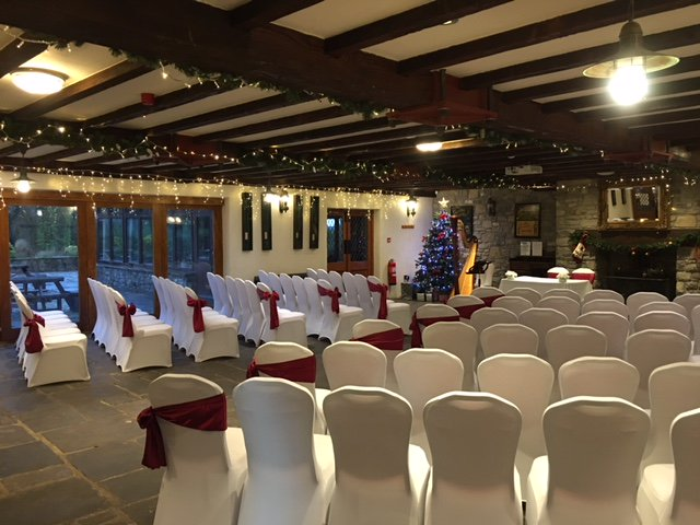 test Twitter Media - CONGRATULATIONS Mr & Mrs Brown 💍  Married Saturday 15th December 2018  We loved your Christmas theme, it matched our Cosy cabin perfectly! ✨🎄  For more information and prices contact us on; E: sales@cottrellpark.com | T:01446 781781 Option 2 https://t.co/xa76eB3BLX