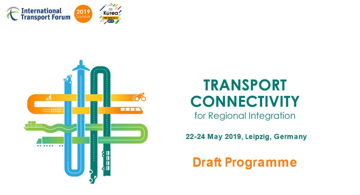 "test Twitter Media - The ""Summit on Transport Connectivity for Regional Integration"" will explore how better #transport connectivity can help integrate regions - from local communities & cities to global regions 