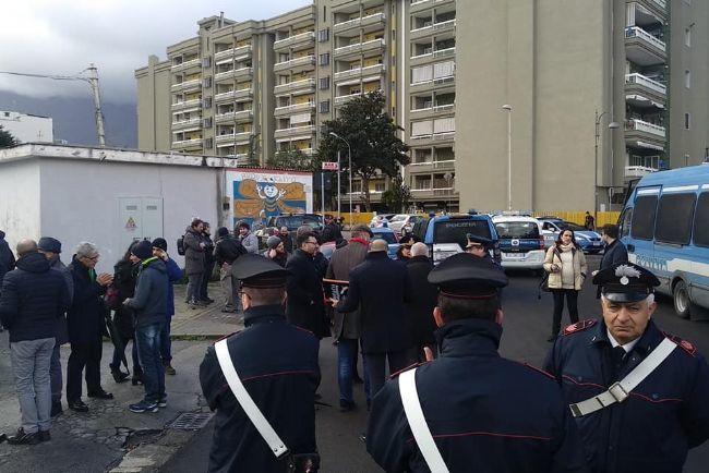 test Twitter Media - #Cronaca #Castellammare - Flop al corteo anticamorra al Savorito, gli stabiesi disertano la manifestazione LEGGI LA NEWS: https://t.co/Jqdkd7Aalq https://t.co/wSoI0eRPlf
