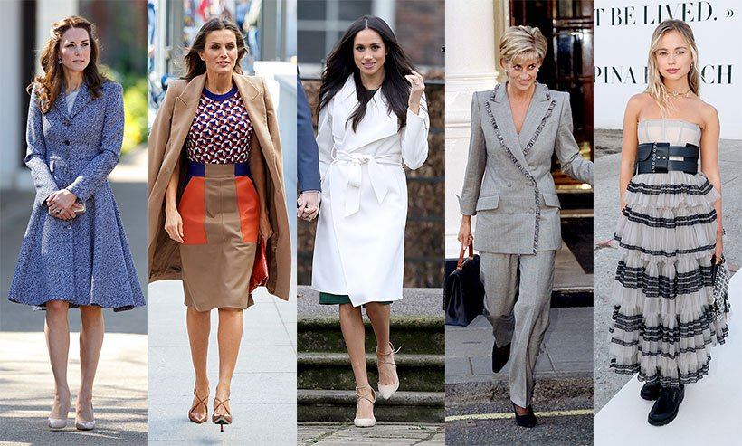 The New Year style resolutions to make for 2019 - according to the royal ladies!