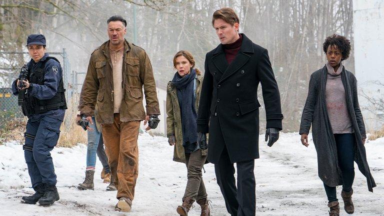 VanHelsing Renewed for Season 4 on Syfy With New Showrunner