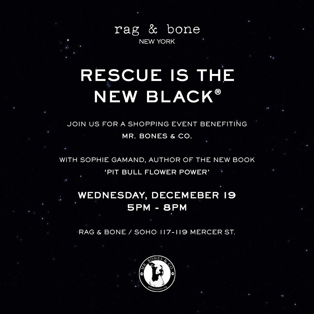 New Yorkers -- Shop for all the good doggos at Mr. Bones & Co. on Wednesday evening. Details below: https://t.co/zwZcQGHkXb