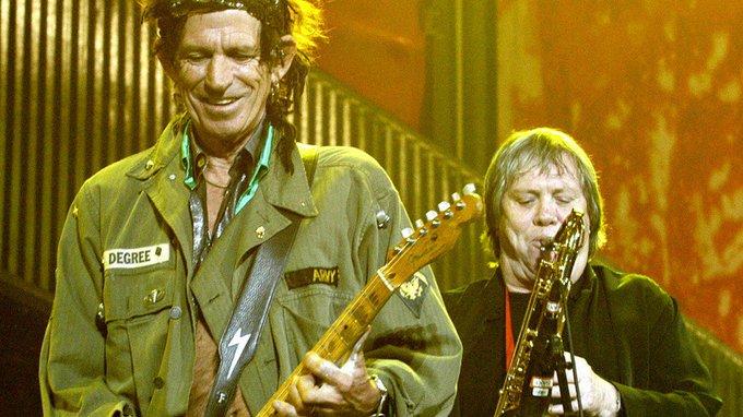 Happy Birthday  Keith & Bobby Keith Richards & Bobby Keys
