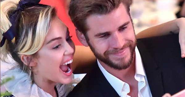 Miley Cyrus revealed a little X-rated fact about Liam Hemsworth in the bedroom.