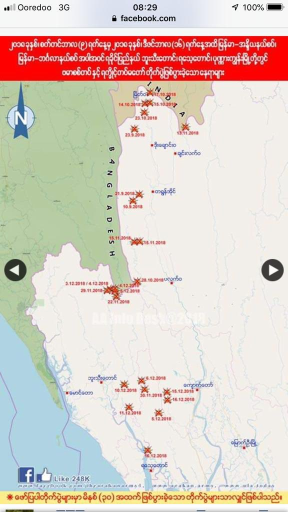 @ConnellyAL Lots of AA activity in recent days/weeks. #Myanmar #Rakhine