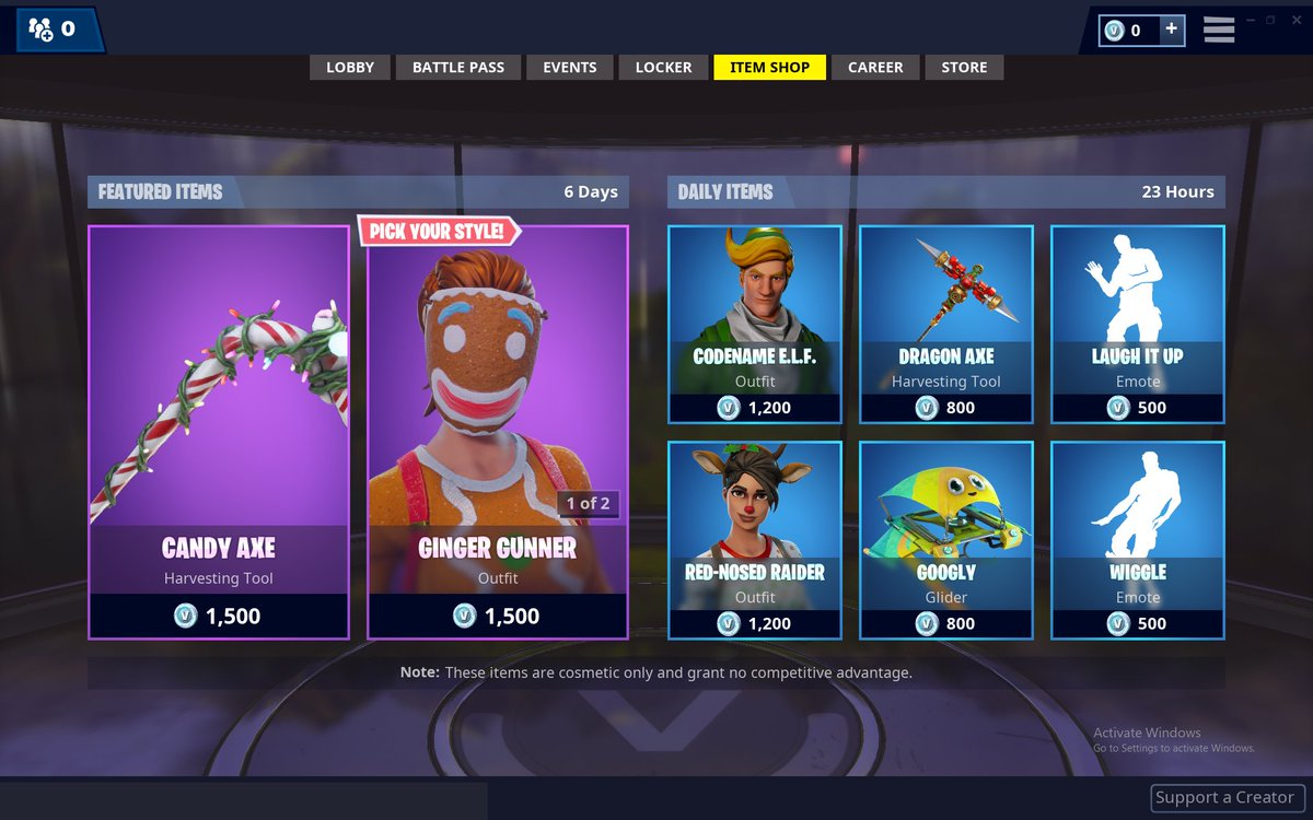 test Twitter Media - @ShiinaBR Possibly Fortnite's Item Shop Tomorrow? (The Daily Shop can be anything, so I'm not 100% sure it will be). https://t.co/ebppS6t6xV