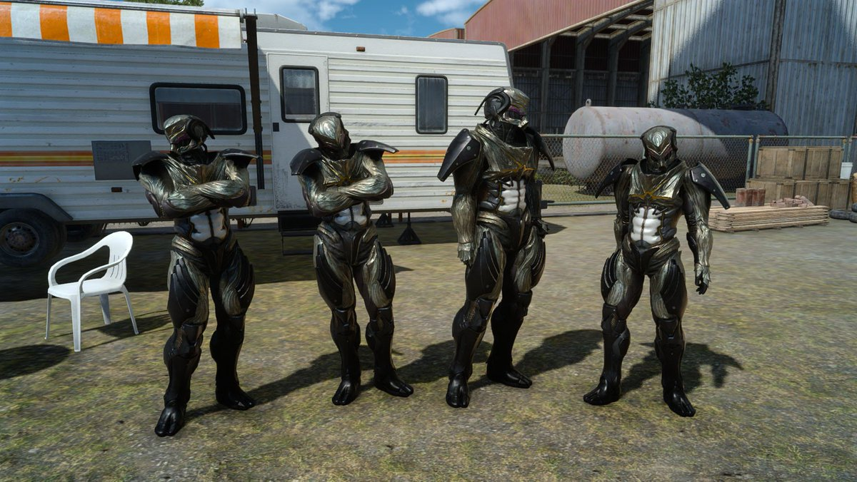 test Twitter Media - New to #FFXV? No problem! You can still experience the #FFXIV & #FFXV collaboration content.  Suit up in your Magitek Exosuit for up to 30 minutes of invincibility per day! Please keep in mind that your suit won't protect you from all enemies. https://t.co/dnHzlhcx3l