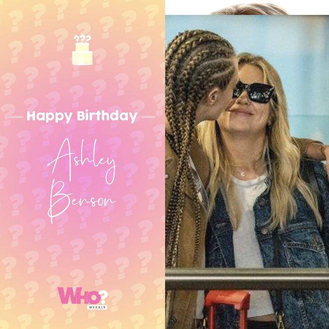 Happy birthday, Ashley Benson!