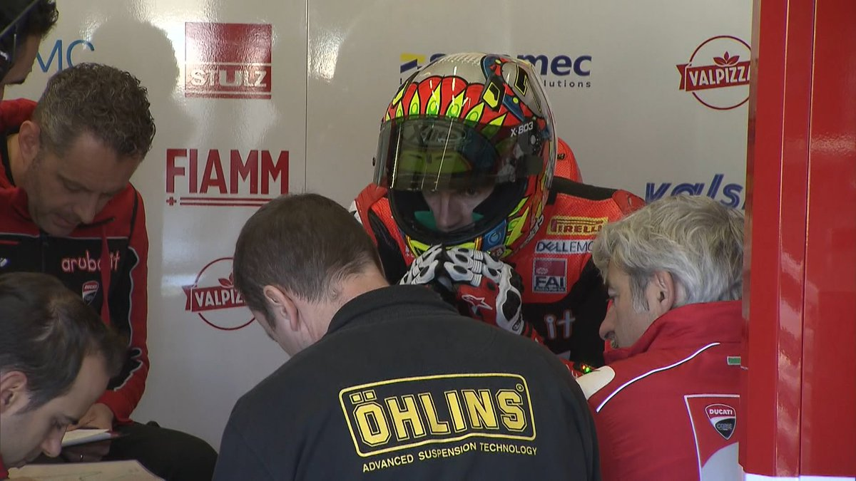 test Twitter Media - 🔎 @chazdavies7 discusses changes to his team for 2019a @ArubaRacing   📹 VIDEO | #WorldSBK https://t.co/trNtNlJ7oY https://t.co/kJqdoNJT2t