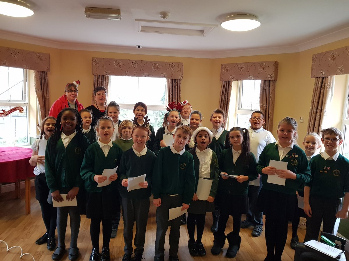 test Twitter Media - Another Christmas Choir trip to sing for the residents at Bramley Court this morning. https://t.co/Ev8Q9jn8o9