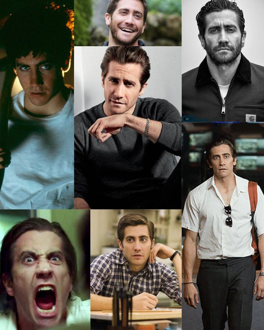 Happy birthday to one of the best actors of this generation, Jake Gyllenhaal.