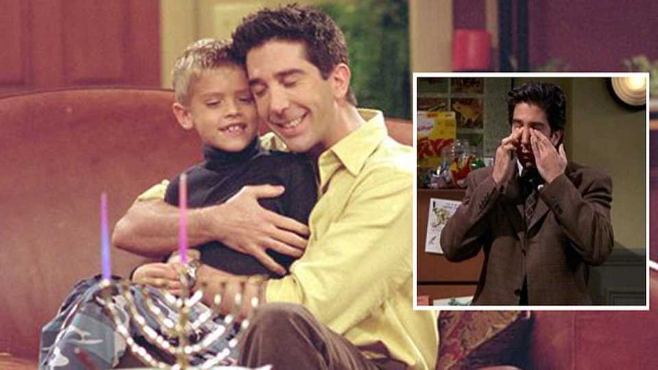 Wait, is this the devastating reason Ross' son disappeared from Friends?