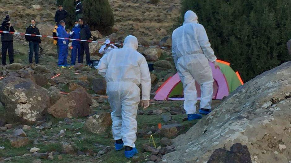 test Twitter Media - Medier: Tre anholdt for drab på dansker i Marokko - telt kan være vigtigt spor https://t.co/QCv0cIJkBX https://t.co/mhdQM6gXjv