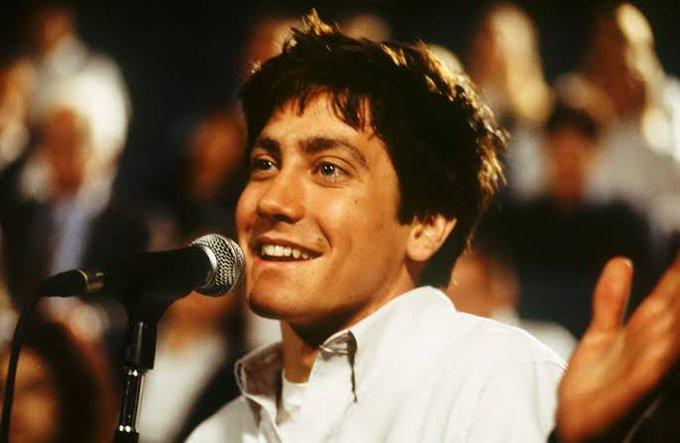 Happy birthday Jake Gyllenhaal