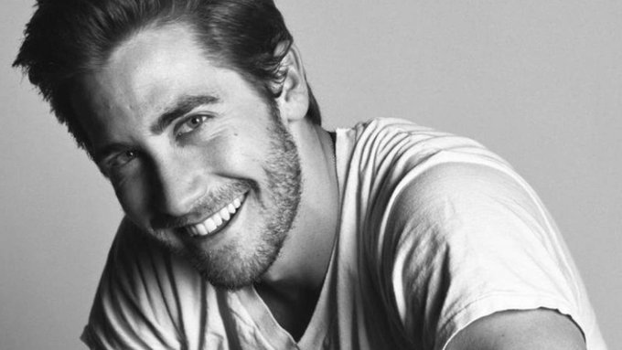 Happy birthday to the only man I\ll ever love, Jake Gyllenhaal.