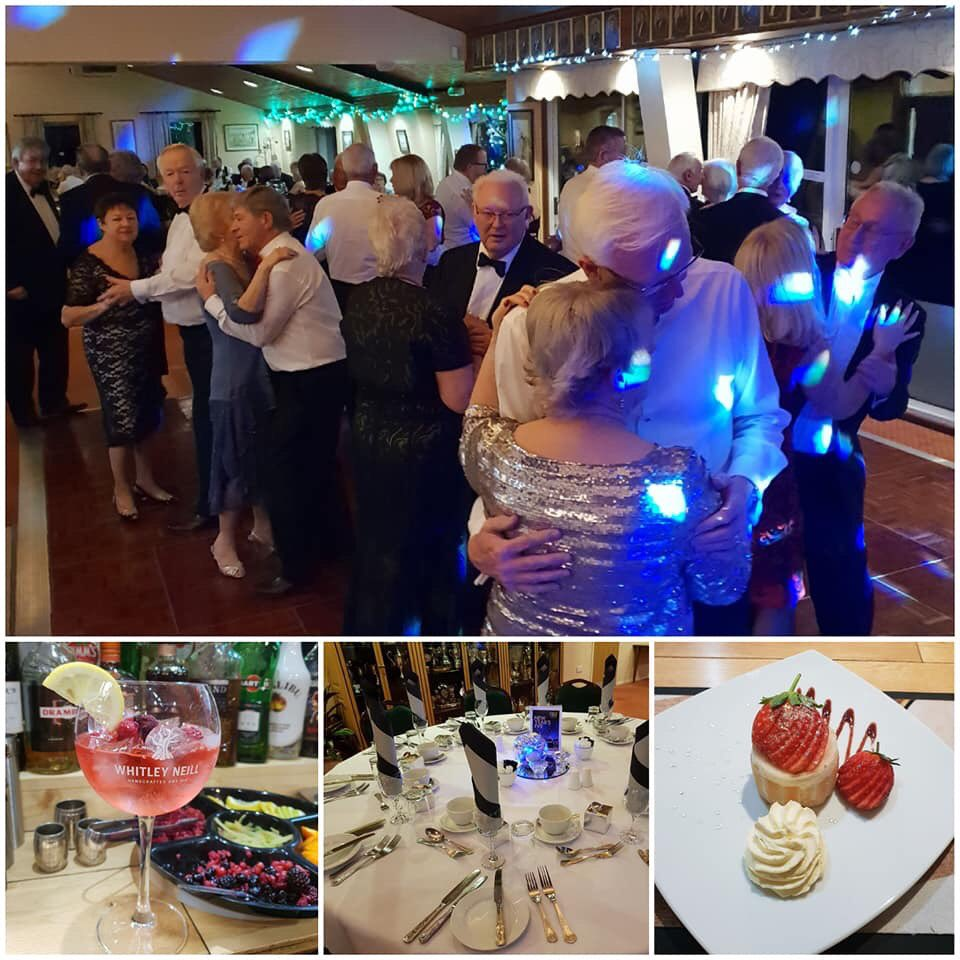 test Twitter Media - HAPPY NEW YEAR! What a fantastic evening seeing in the new year at @IngestreParkGC  #NewYears2019 #HappyNewYears #Happy2019 https://t.co/xTDQnvecXR