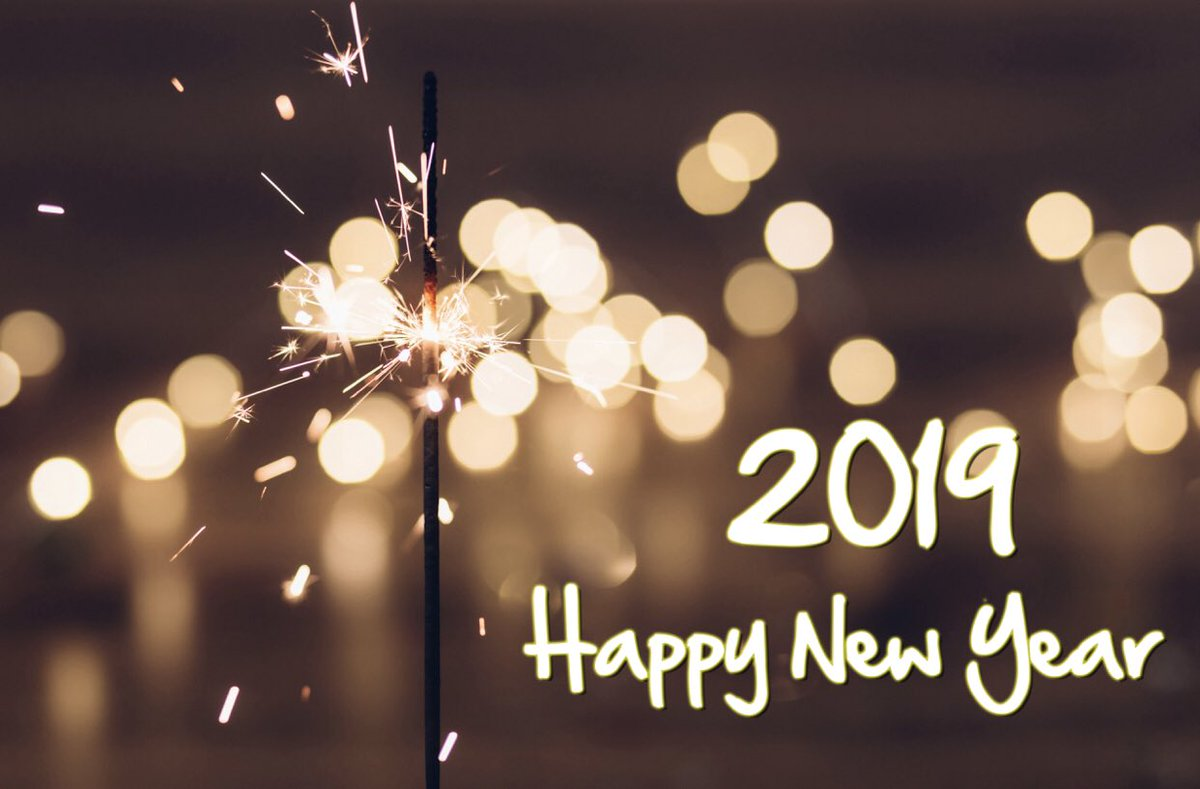 Best wishes for a happy and healthy new year.