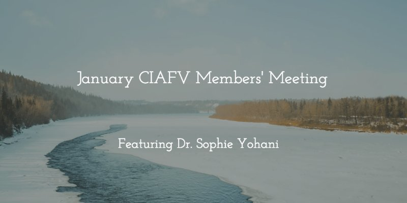 test Twitter Media - CIAFV News: Dr. Sophie Yohani presenting at this month's members' meeting! https://t.co/hZQl5GgF72 https://t.co/MU7zmpryM3