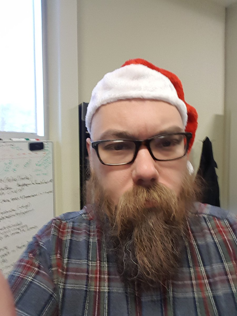 test Twitter Media - Ho ho ho. Young Santa at work. https://t.co/1tIUW7FbNR