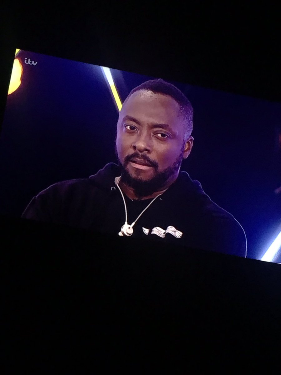 RT @FluffyPickle: Oh thank you @ITV for the Christmas gift of @iamwill ???????? https://t.co/CAK5c5IabK