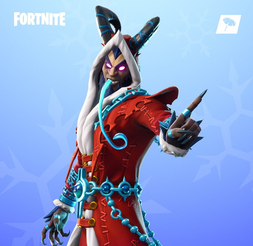test Twitter Media - Better not cry.   The new Krampus Gear is available in the Item Shop! https://t.co/sU0b6RWVfy