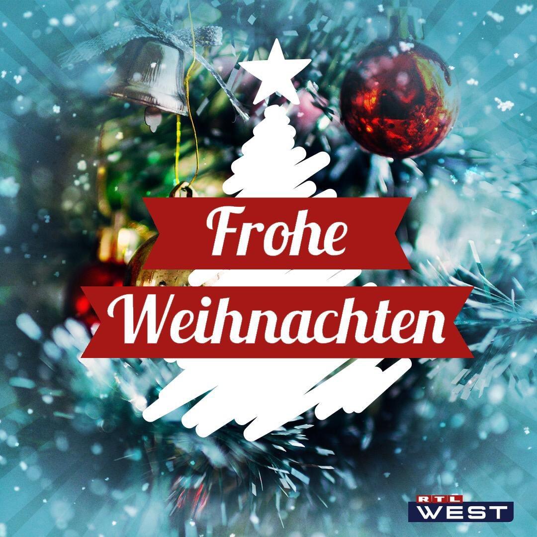 RT @RTLWEST: Das Team von RTL WEST wünscht euch schöne Weihnachtstage! https://t.co/HQtQhe68PS