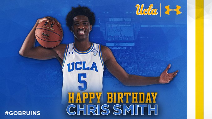 Happy Birthday, Chris Smith!
