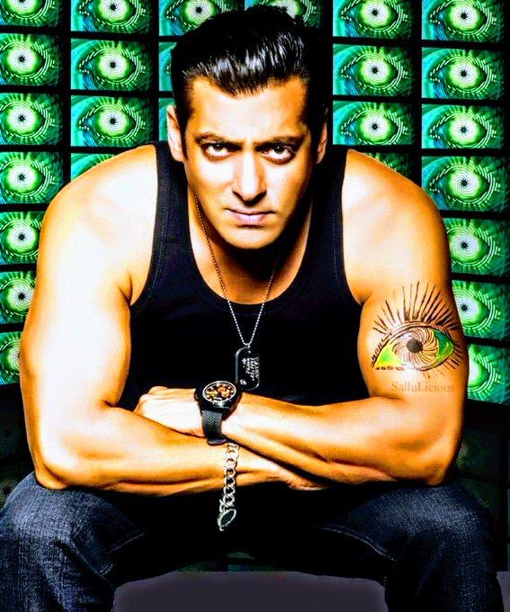Bollywood dabang Salman Khan  Happy birthday