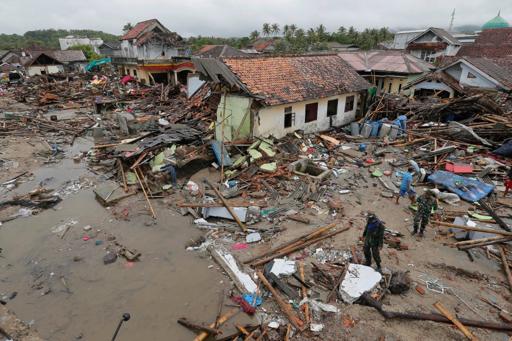 Indonesia tsunami survivors remain jittery as death toll hits 429 https://t.co/3Z71zKRMvS https://t.co/EB8rJ3mprn