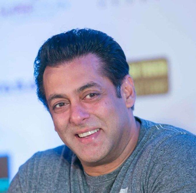 Happy Birthday Salman Khan God Bless You