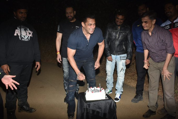 Happy Birthday Salman Khan Meri Jaan