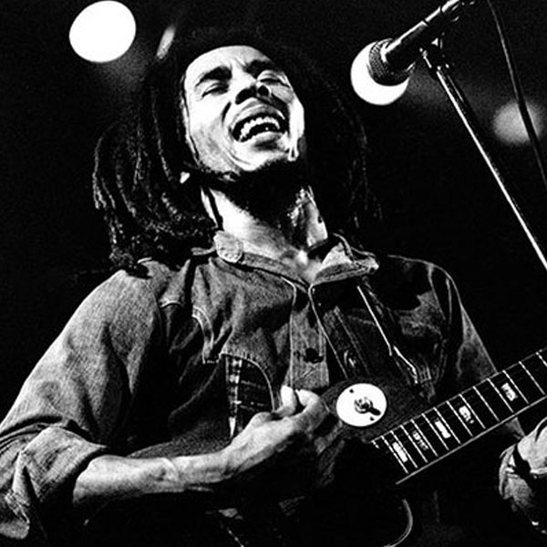 \Won\t you help to sing, these songs of freedom?\ Happy Birthday Bob Marley