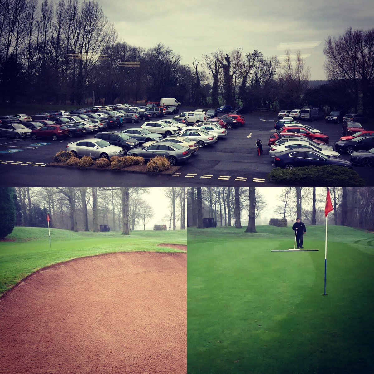 test Twitter Media - Everyone clearly missed us at @ingestreparkgolf over the Christmas period. Car park is full and everyone is burning off their Christmas turkey on the golf course!  #christmas #boxingday #turkey #christmasturkey #golf @MidlandsGolfer @staffsgolf  @EnglandGolf @StaffsSport https://t.co/9d3OkNGXmw