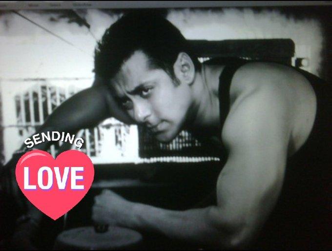 Happy birthday God bless you Salman Khan sir ......