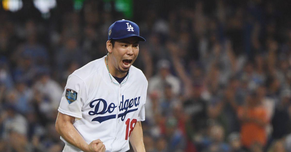 2018 Dodgers Review: Kenta Maeda https://t.co/1ITYq6AYIk https://t.co/4H5jsfCBXv