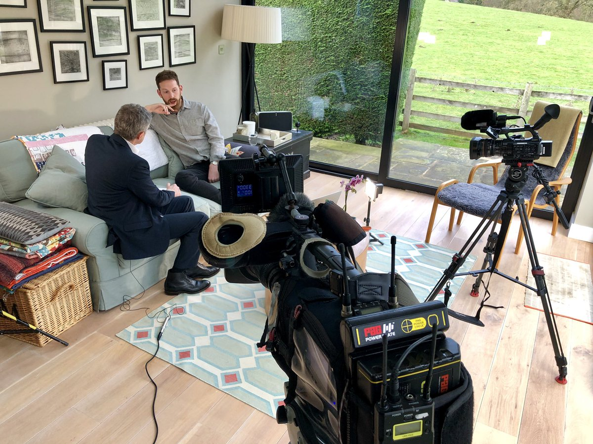 test Twitter Media - Leeds director Barnaby Blackburn is a contender for 2019 Academy Award nomination. His short film is called Wale, @DavidHirstITV from @itvcalendar had a sit down interview with him ahead of his #BAFTA shortlist https://t.co/Qi7DDbvvYi