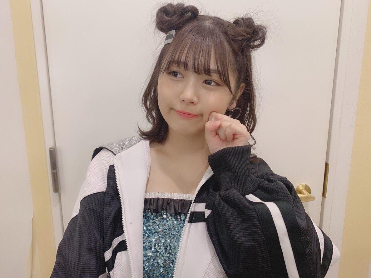 北野瑠華「タヌキじゃないよ!パンダだよ!」