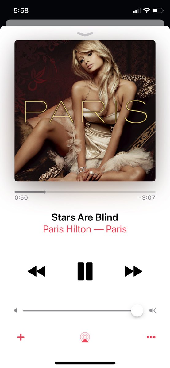 RT @criggsta: What y'all know about this classic @ParisHilton banger https://t.co/cU9VQOYY9H
