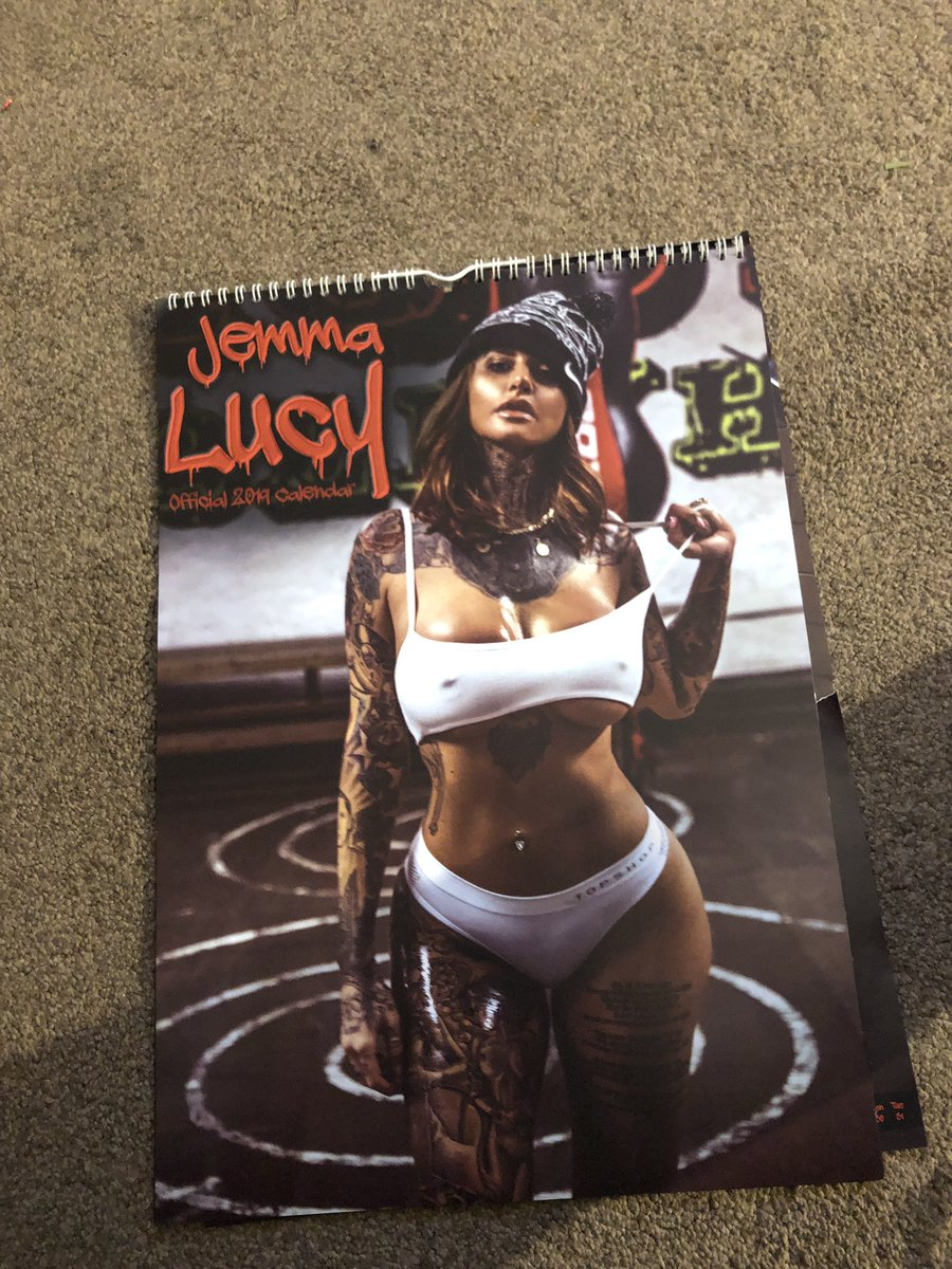 RT @Sparky2857: @jem_lucy roll on Tuesday so this can go up! https://t.co/9DPbRkvIEA