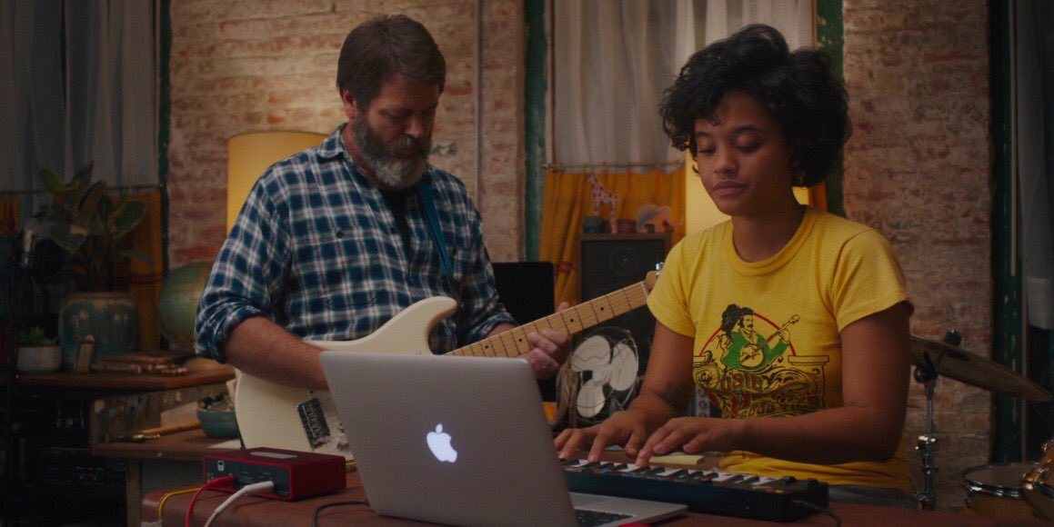 RT @britalyse: HEARTS BEAT LOUD made my heart feel a *lot* of things!!!  And, goddamn, can @KierseyClemons SING. https://t.co/6Uz5yGOVQH