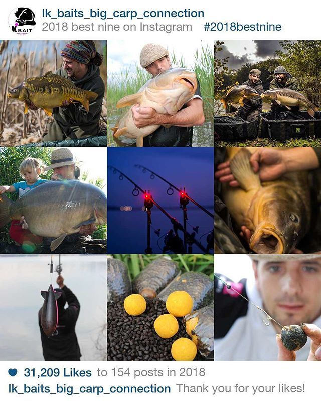 Thank you for the support 👍  #lkbaits #carpfishing #fishing #angling #karpfenangeln #angeln #