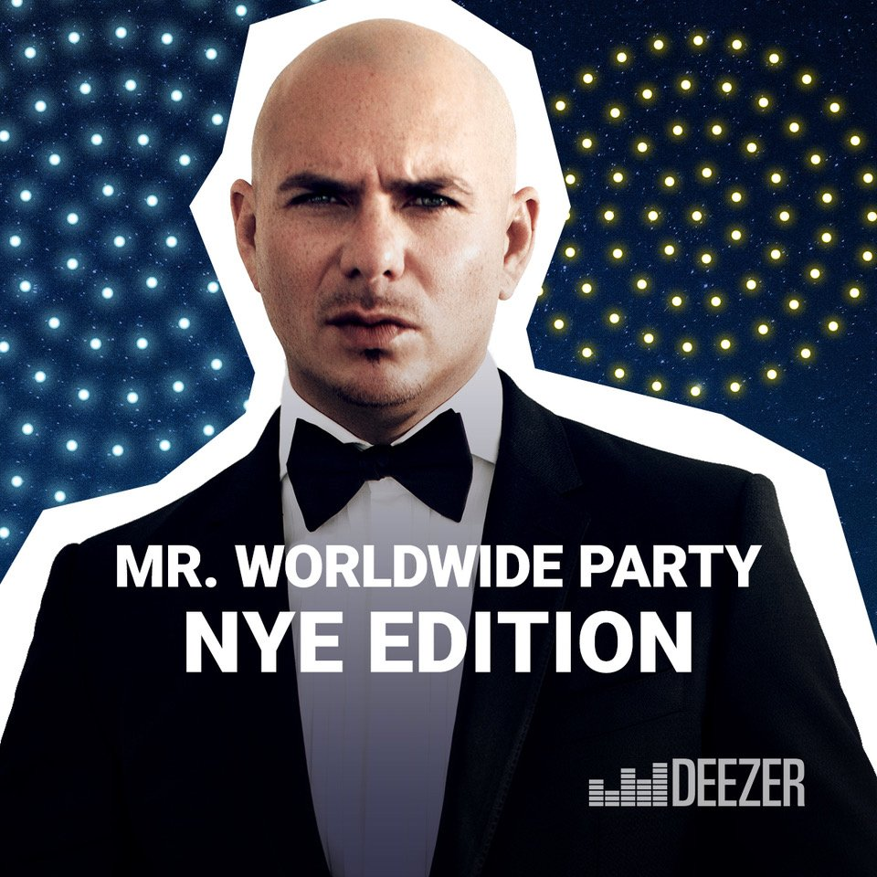 Celebrate NYE with a special Mr. Worldwide playlist from @Deezer! Dale!  https://t.co/JUorZW4rBO https://t.co/vGpRSCep8E