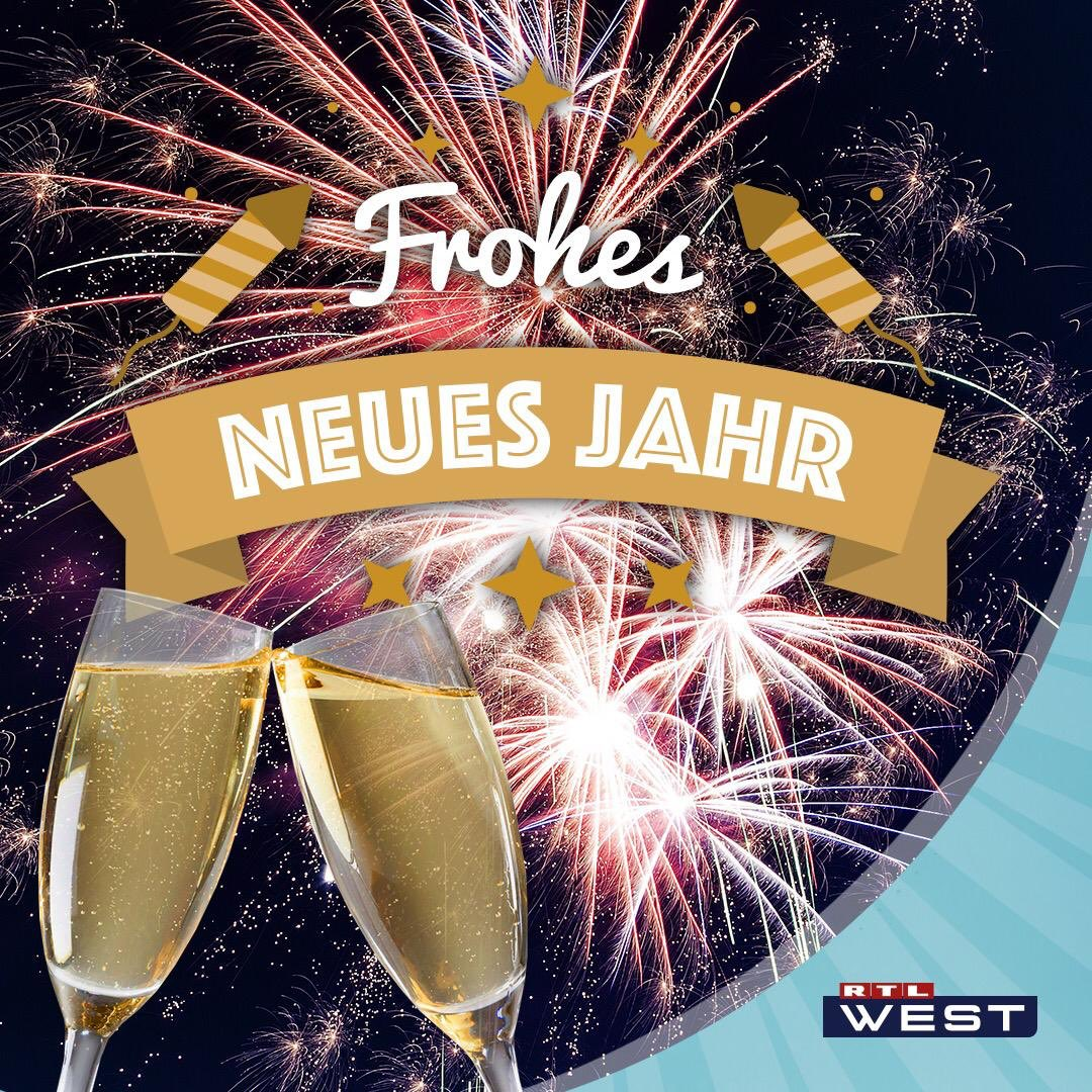 RT @RTLWEST: Frohes neues Jahr! https://t.co/56DFg5tES4